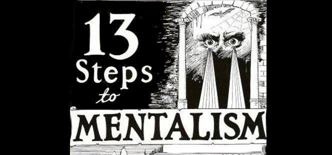 13 escalones del mentalismo. el Corinda