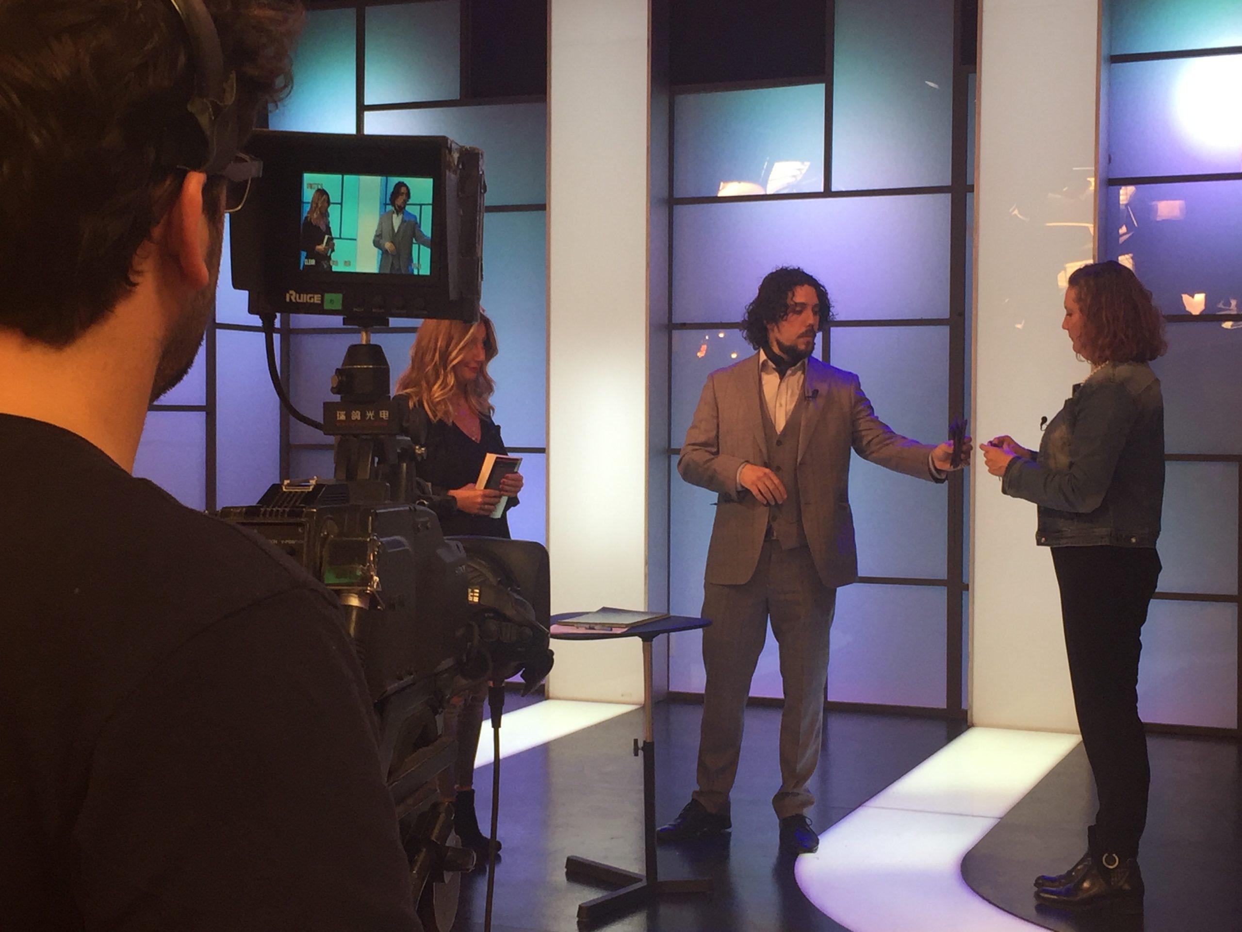 el Corinda. Claves del mentalismo. Max Verdie show de mentalismo en Valladolid